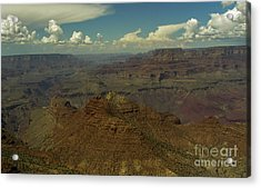 The Grand Canyon Acrylic Print by Lovejoy Creations