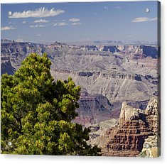 The Grand Canyon Acrylic Print by Marianne Campolongo