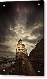 Acrylic Print featuring the photograph The Grand by Meirion Matthias