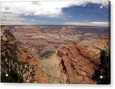The Grand View Acrylic Print