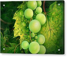 The Grapes Acrylic Print
