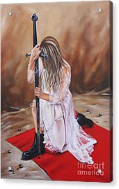 The Great Commission Acrylic Print by Ilse Kleyn