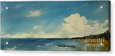 The Great Gig In The Sky Acrylic Print