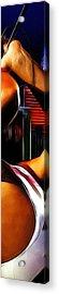 The Great Pretender 3 Acrylic Print by Steve K