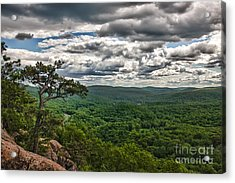 The Great Valley Acrylic Print