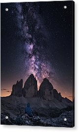 The Greatest Show On Earth Acrylic Print by Carlos F. Turienzo