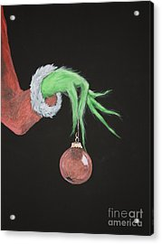 The Grinch Acrylic Print