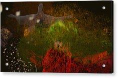 The Grotto Acrylic Print