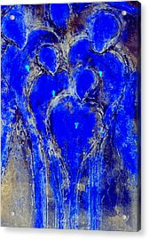 The Guardian Angels Of Mortals II Acrylic Print