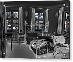 The Guest House Acrylic Print