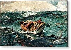 The Gulf Stream Acrylic Print