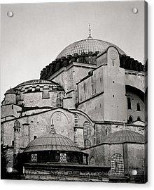 The Hagia Sophia Acrylic Print