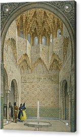 The Hall Of The Abencerrages Acrylic Print