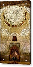The Hall Of The Arabian Nights 2 Acrylic Print
