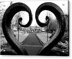 The Heart Of Dublin Acrylic Print