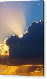 The Heavens Acrylic Print