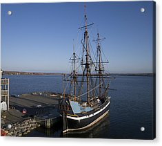 The Hector At Hector Heritage Quay Acrylic Print