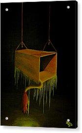 The Hiding Place Acrylic Print