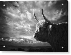 The Highlands Acrylic Print