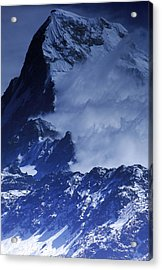 The Himalayas Acrylic Print by Anonymous