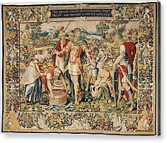 The History Of Hannibal The Plunder Acrylic Print by Everett