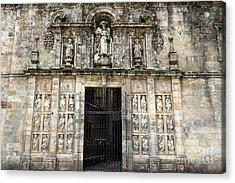 The Holy Door Acrylic Print