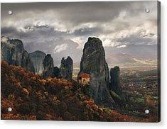 The Holy Rocks Acrylic Print