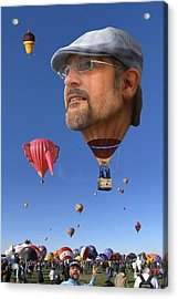 The Hot Air Surprise Acrylic Print