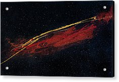 The Hot Mars Acrylic Print