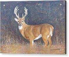 The Hunted Acrylic Print