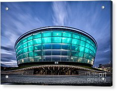 The Hydro Glasgow Acrylic Print by John Farnan