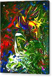 The Ides Of March Acrylic Print by Douglas G Gordon