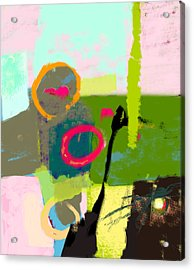 The Inner Landscape Acrylic Print