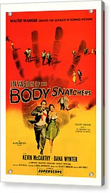 The Invasion Of The Body Snatchers 1956 Acrylic Print