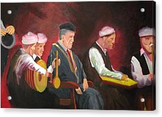 The Iraqi Maqam Acrylic Print