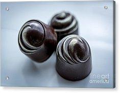 The Irish Chocolate - By Sabine Edrissi Acrylic Print