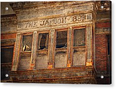 The Janion 1891  Acrylic Print