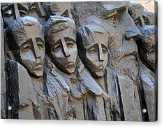 The Jewish Children Acrylic Print