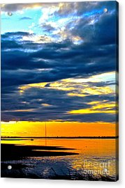 The Journey  Acrylic Print by Q's House of Art ArtandFinePhotography