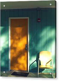 The Joy Motel Acrylic Print