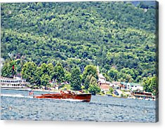 The Jug On Lake George Acrylic Print