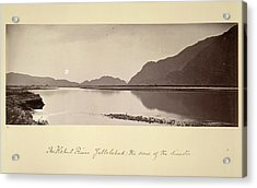 The Kabul River Acrylic Print by British Library