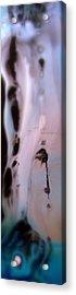 Acrylic Print featuring the digital art The Key by Christine Ricker Brandt