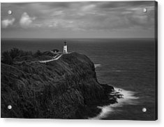 The Kilauea Lighthouse  Acrylic Print