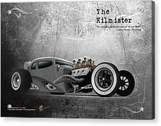 The Kilmister Acrylic Print