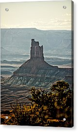 The King Of The Valley Acrylic Print by Juan Carlos Diaz Parra
