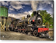 The Kingston Flyer Acrylic Print