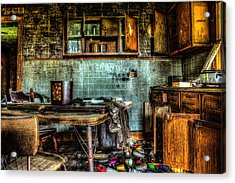 The Kitchen Acrylic Print