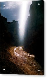 The Land Of Light Acrylic Print