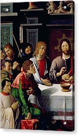 The Last Supper Acrylic Print by French School